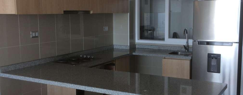 Remodelaron su cocina: ¡y ahora es buena, bonita y barata!