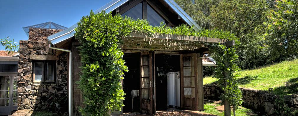 10 kleine huizen met een waanzinnig mooie look for Kleine huizen inrichten