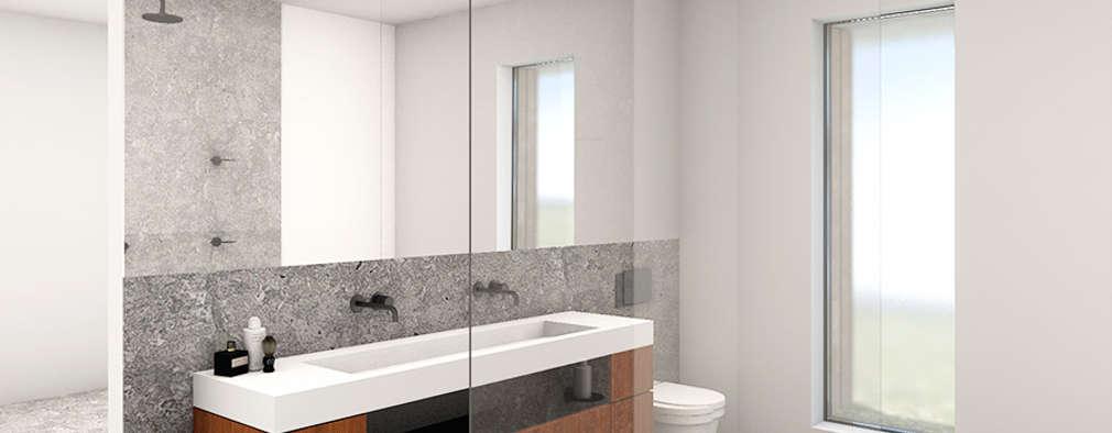 badkamer:   door De Nieuwe Context