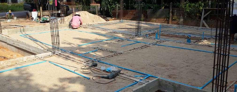 Paso a paso construcci n de una casa de dos plantas for Construccion de casas paso a paso