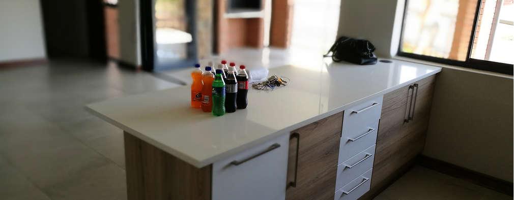 7 ideas geniales para aprovechar el espacio de tu cocina for Aprovechar espacio cocina pequena