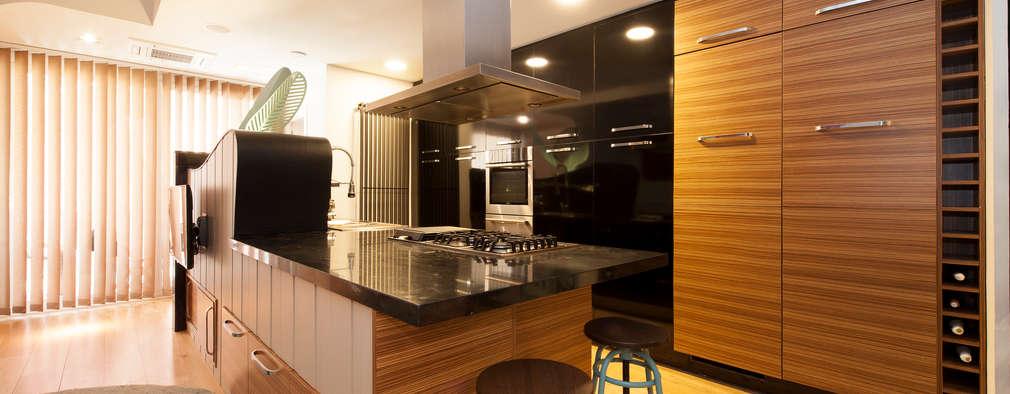 20 cocinas modernas con muchas ideas para inspirarte