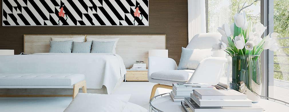غرفة نوم تنفيذ MyWay design