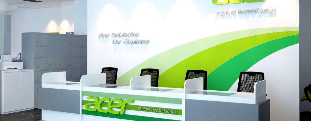 Quầy counter:   by Công ty TNHH Thiết Kế và Ứng Dụng QBEST