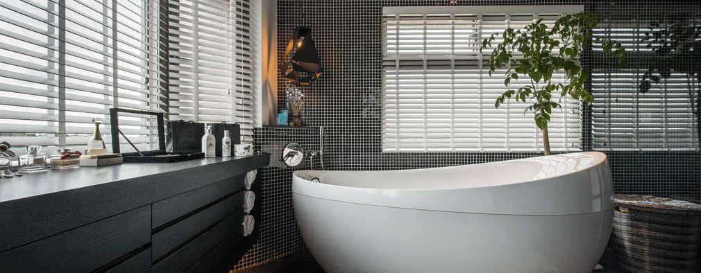 Phòng tắm by 存果空間設計有限公司