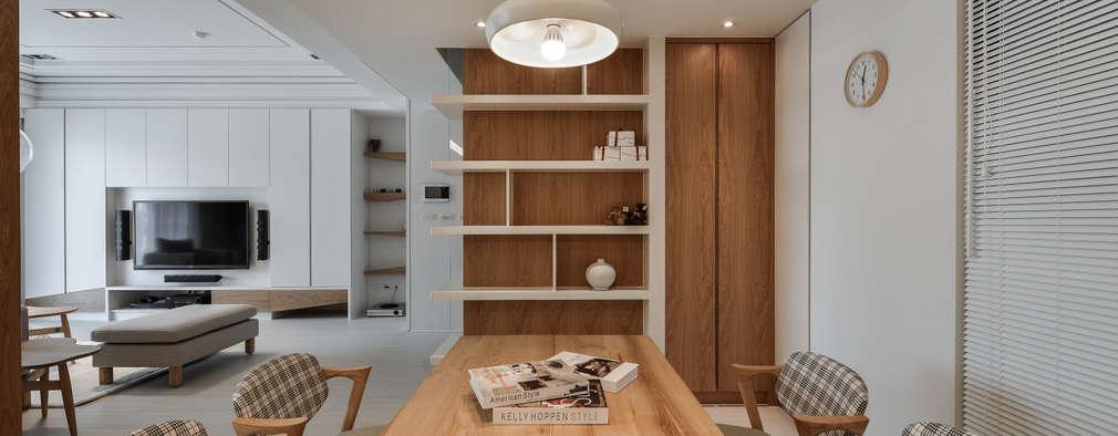 Ruang Makan by 存果空間設計有限公司