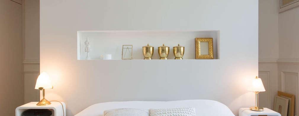 20 creatieve ideeën voor het hoofdeinde van je bed
