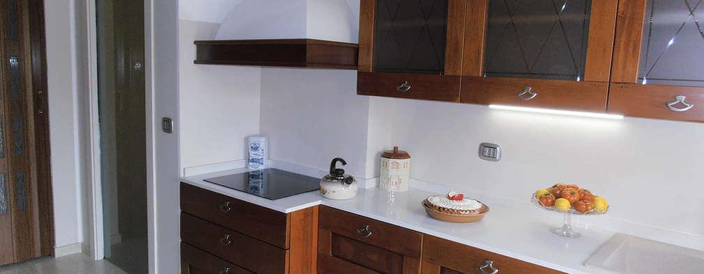Una cocina de 15 metros cuadrados renovada a la perfecci n for Cocinas lineales de cuatro metros
