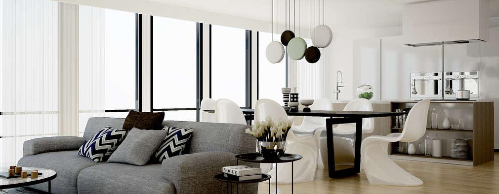 Ruang Keluarga by olivia Sciuto