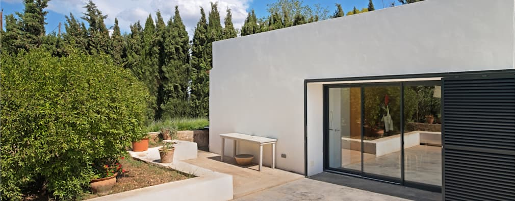 Aina Deyà _ architecture & design의  주택