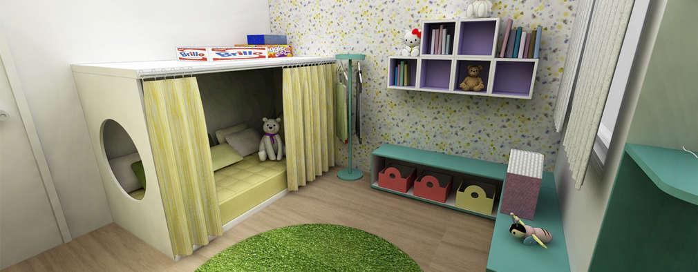 غرفة الاطفال تنفيذ Mutabile