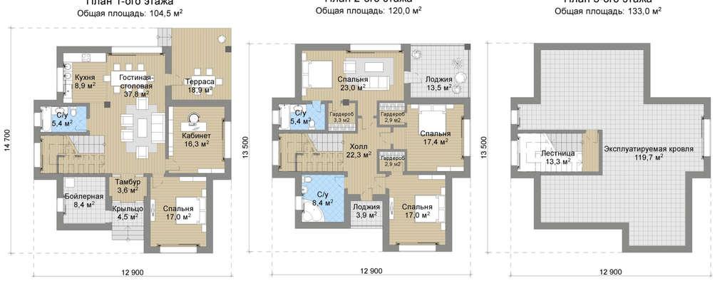 Аликанте_357 кв.м:  в . Автор – Vesco Construction