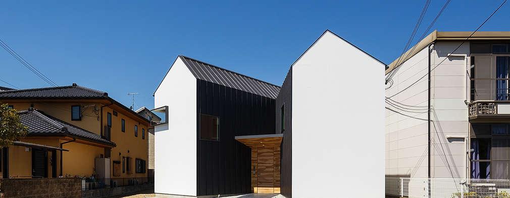 一級建築士事務所haus의  주택