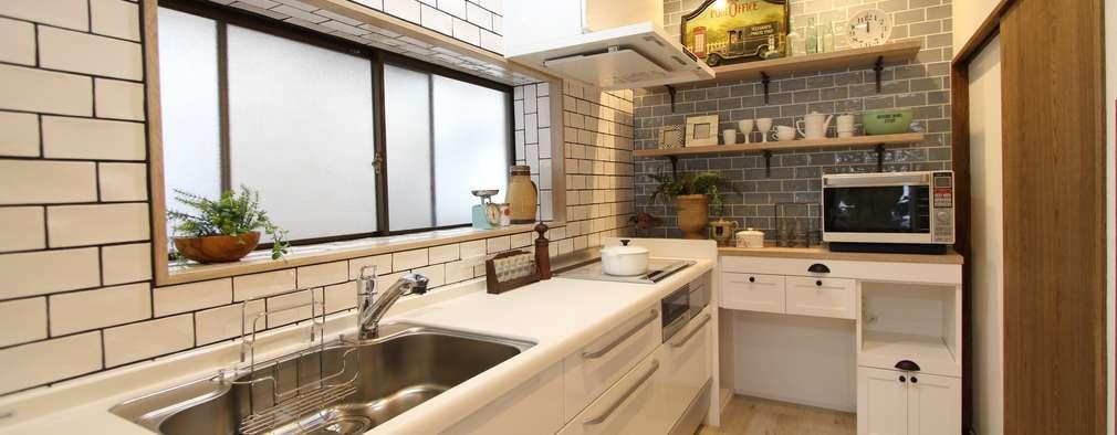 13 Model Dapur Bersih Yang Bisa Anda Contek