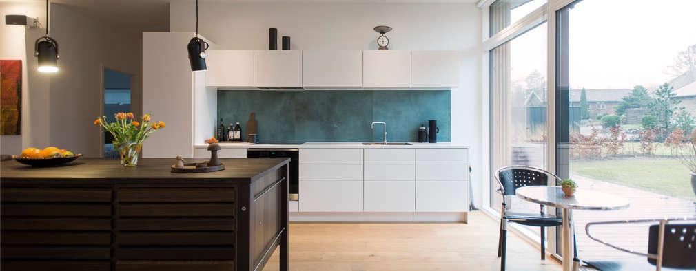 Кухни в . Автор – C.F. Møller Architects