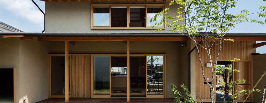天理の家: 小笠原建築研究室が手掛けた家です。
