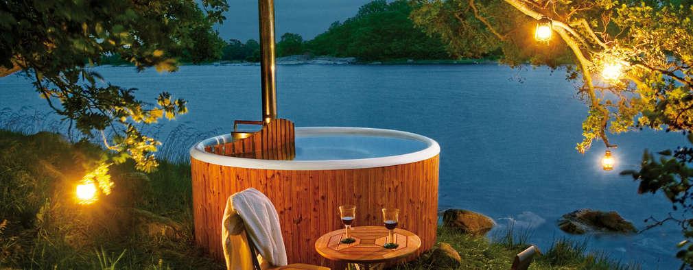 Hồ bơi by Skargards Hot Tubs UK