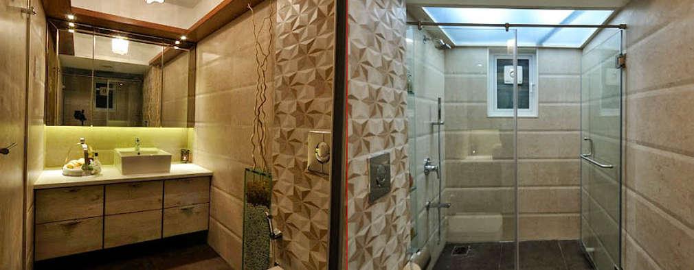 A beautiful apartment in the heart of mumbai for Bathroom designs mumbai