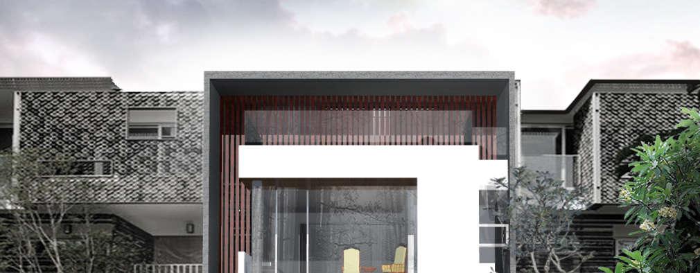 modern Houses by Atelier Ara