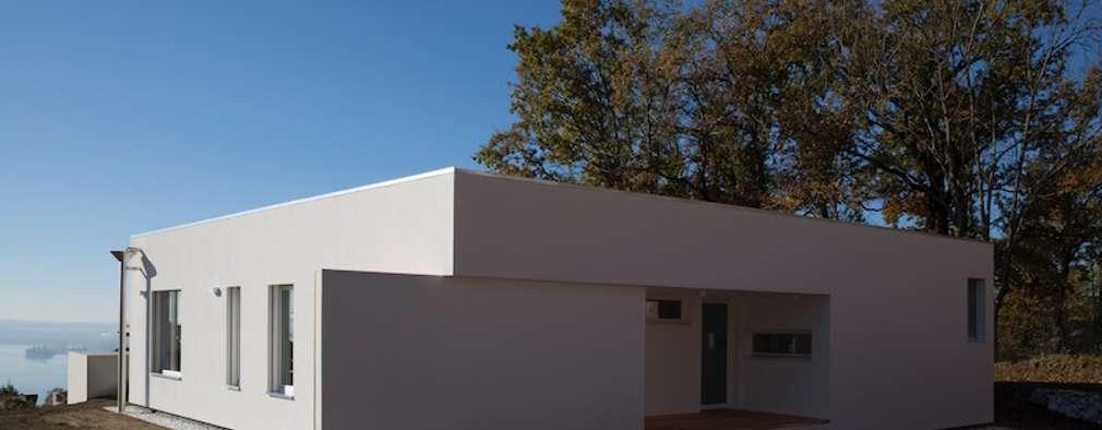 Moderne Häuser Von Studio Ecoarch