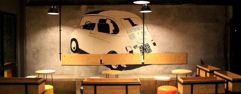 Hành lang by IDEO DESIGNWORK