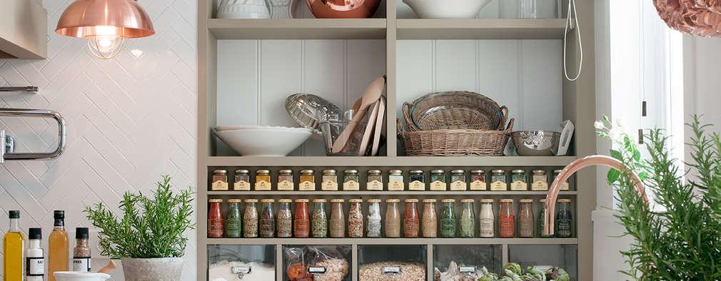 Casa Decor 2017: Cocinas de estilo clásico de DEULONDER arquitectura domestica