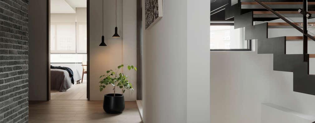 展Zhan:  牆面 by 禾築國際設計Herzu  Interior Design