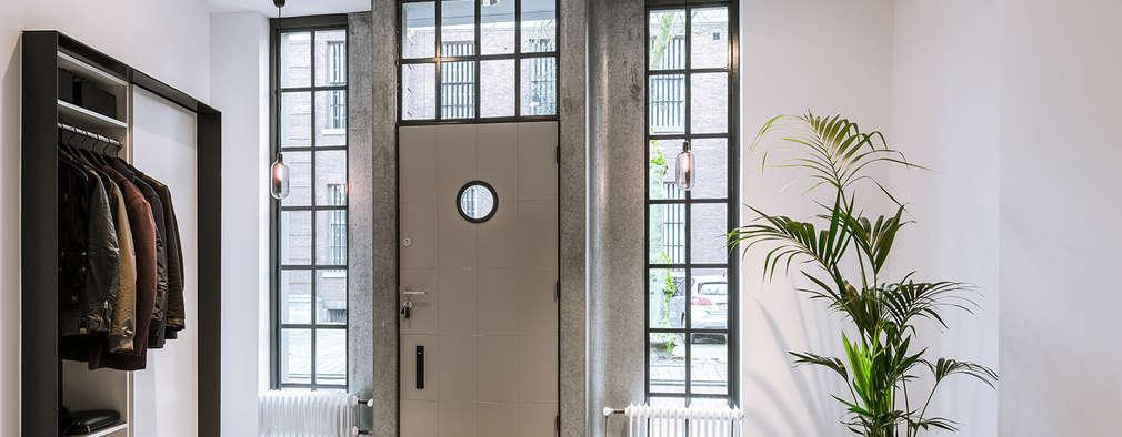 Cửa ra vào by EVA architecten