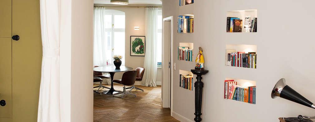 Retro Wohnideen Modernes Wohnzimmer Mit Retro Akzente ...