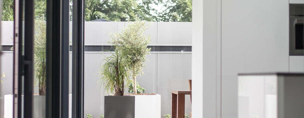 Стены в . Автор – Bob Romijnders Architectuur & Interieur