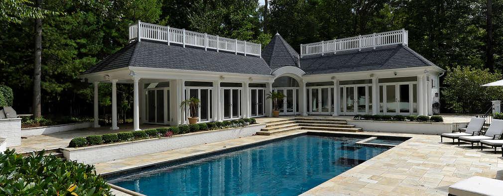 Hồ bơi by BOWA - Design Build Experts
