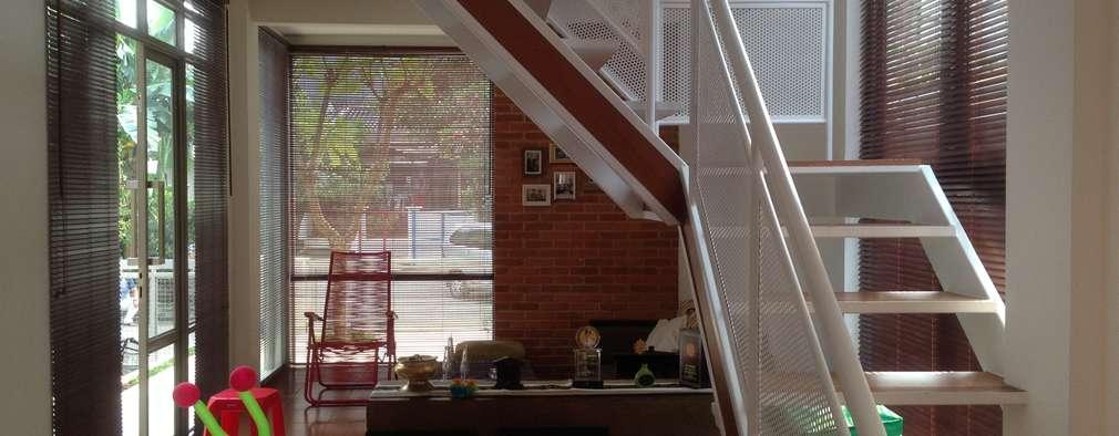 E + D House:   by Lukie Widya - LUWIST Spatial