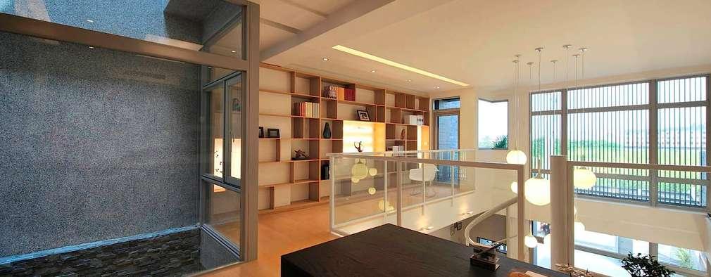 Ruang Kerja by EO design studio