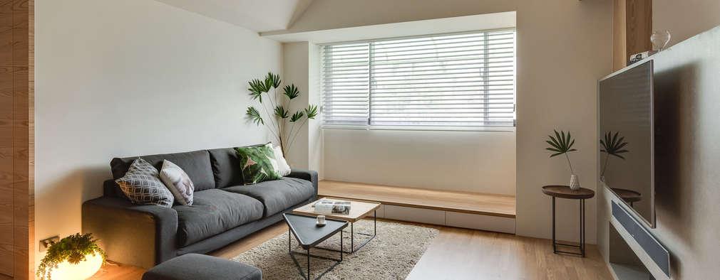 10가지 콘셉트로 살펴보는 소형평수 거실 디자인