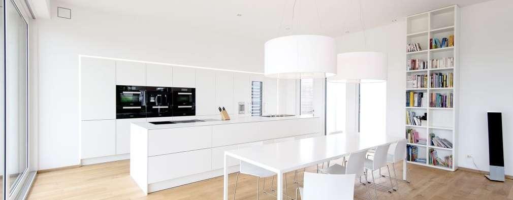 Projekty,  Kuchnia zaprojektowane przez wir leben haus