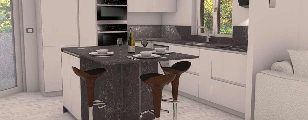 Progettazione di Cucine Moderne a Trento