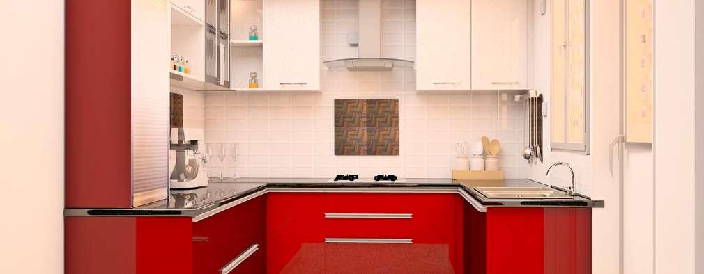 12 Modular Kitchen Designs