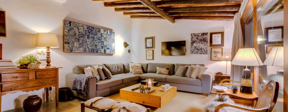 Salon de style de stile Rural par Ivo Santos Multimédia