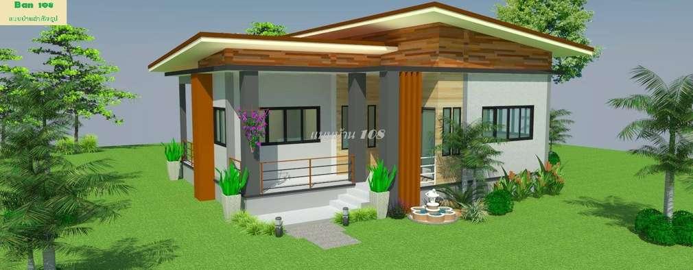 3 peque as casas con sus planos que te inspirar n a for Modelos planos de casas para construir