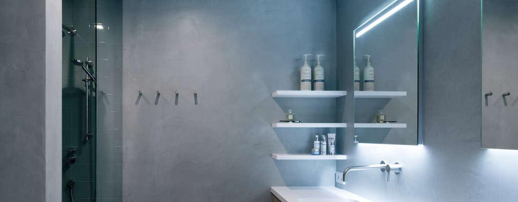 حمام تنفيذ BNLA architecten
