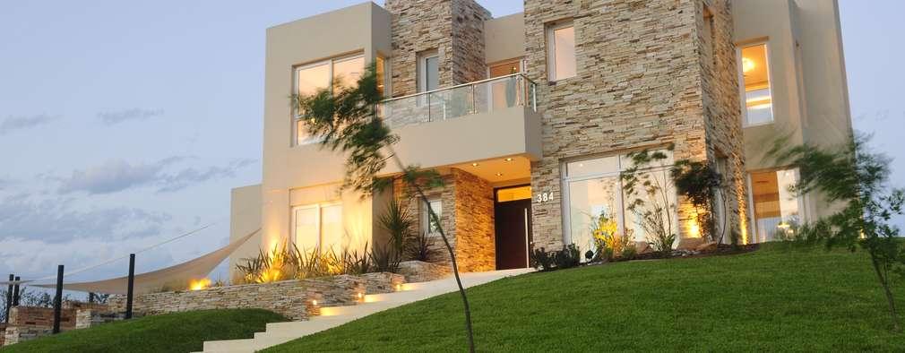 Una casa moderna para los amantes del minimalismo for Casa moderna o antica