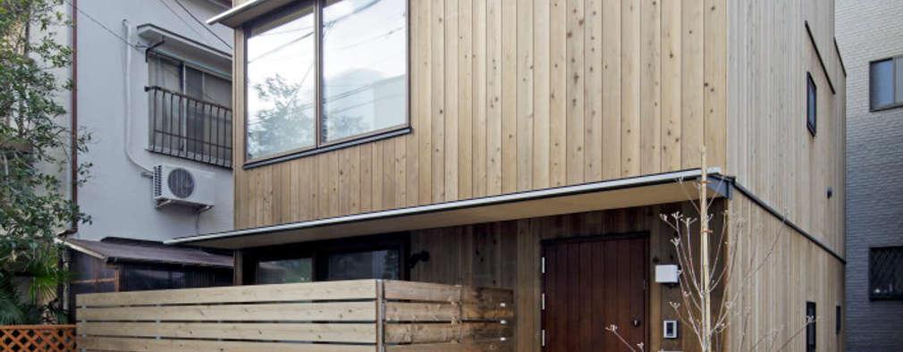 江戸川区K邸: スタジオ・スペース・クラフトが手掛けた木造住宅です。