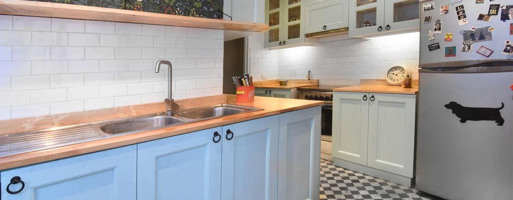 Los secretos para tener una cocina pequeña perfecta