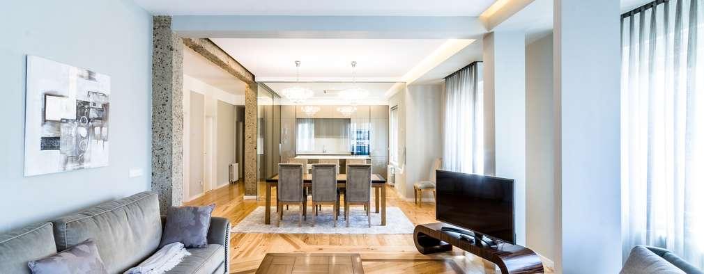 Un appartamento moderno per gli amanti dell 39 eleganza for Un aiuola dell appartamento