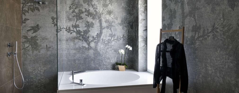 10 bagni da copiare nel 2018 for Design in stile romano