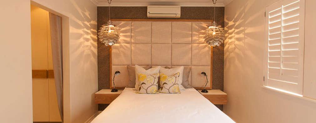 غرفة نوم تنفيذ Redesign Interiors