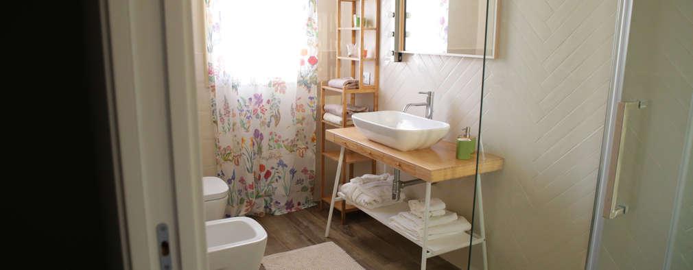 Casas de banho modernas por T_C_Interior_Design___