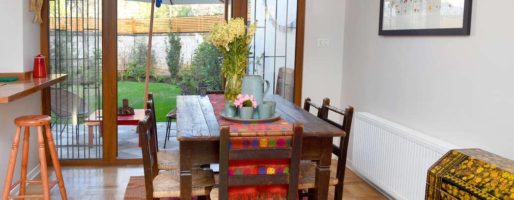 Remodelación Casa Matta: Comedores de estilo clásico por ARCOP Arquitectura & Construcción