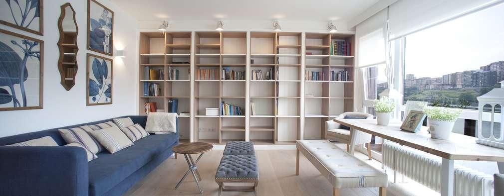 Una casa raffinata in ogni angolo - Sube interiorismo ...