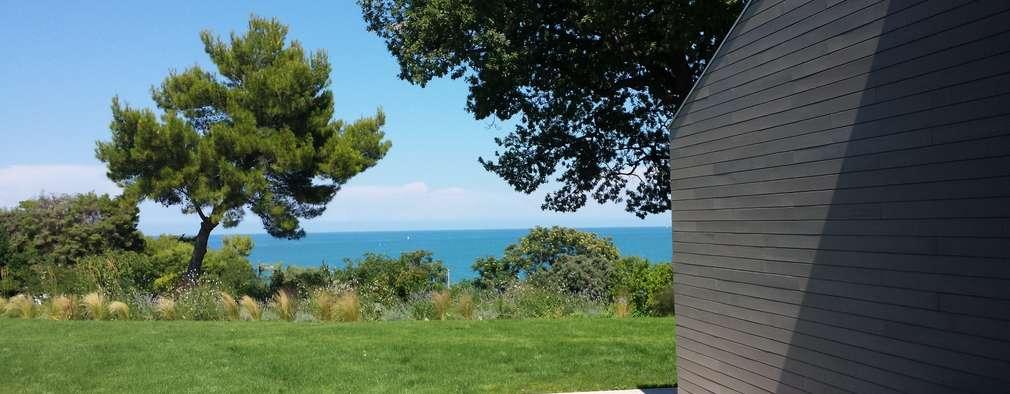 Progettazione di una casa al mare nelle marche for Progettazione di una casa